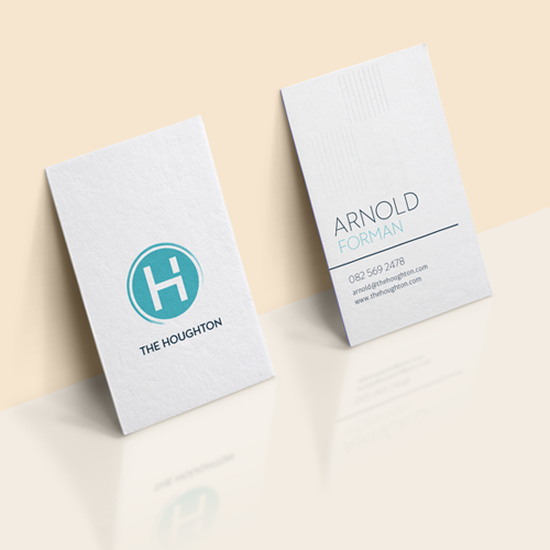Houghton_business_cards
